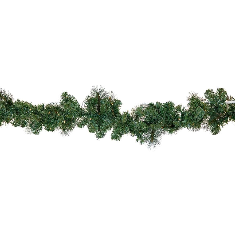 Vermont Pre Lit Garland, 2.7m - My Christmas