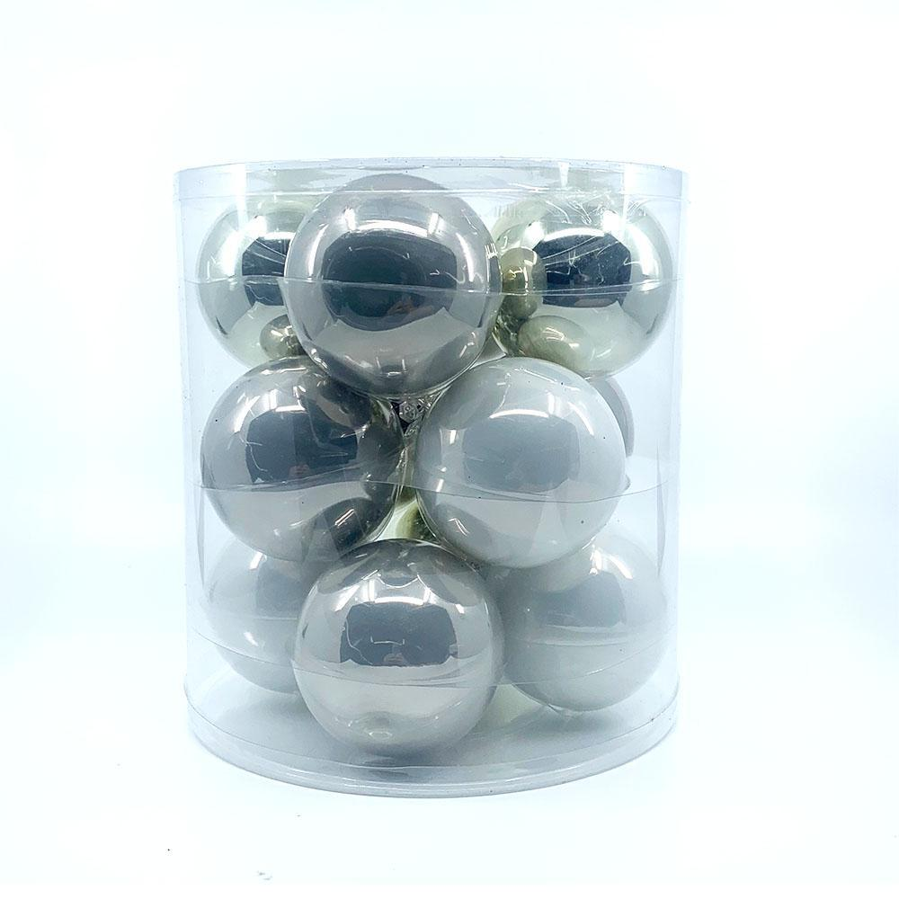 Winter Day Bauble Pack, Various Sizes - My Christmas
