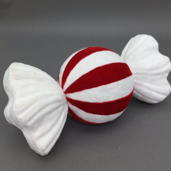 Wrapped Peppermint Swirl - My Christmas