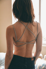 Black Edge Bralette