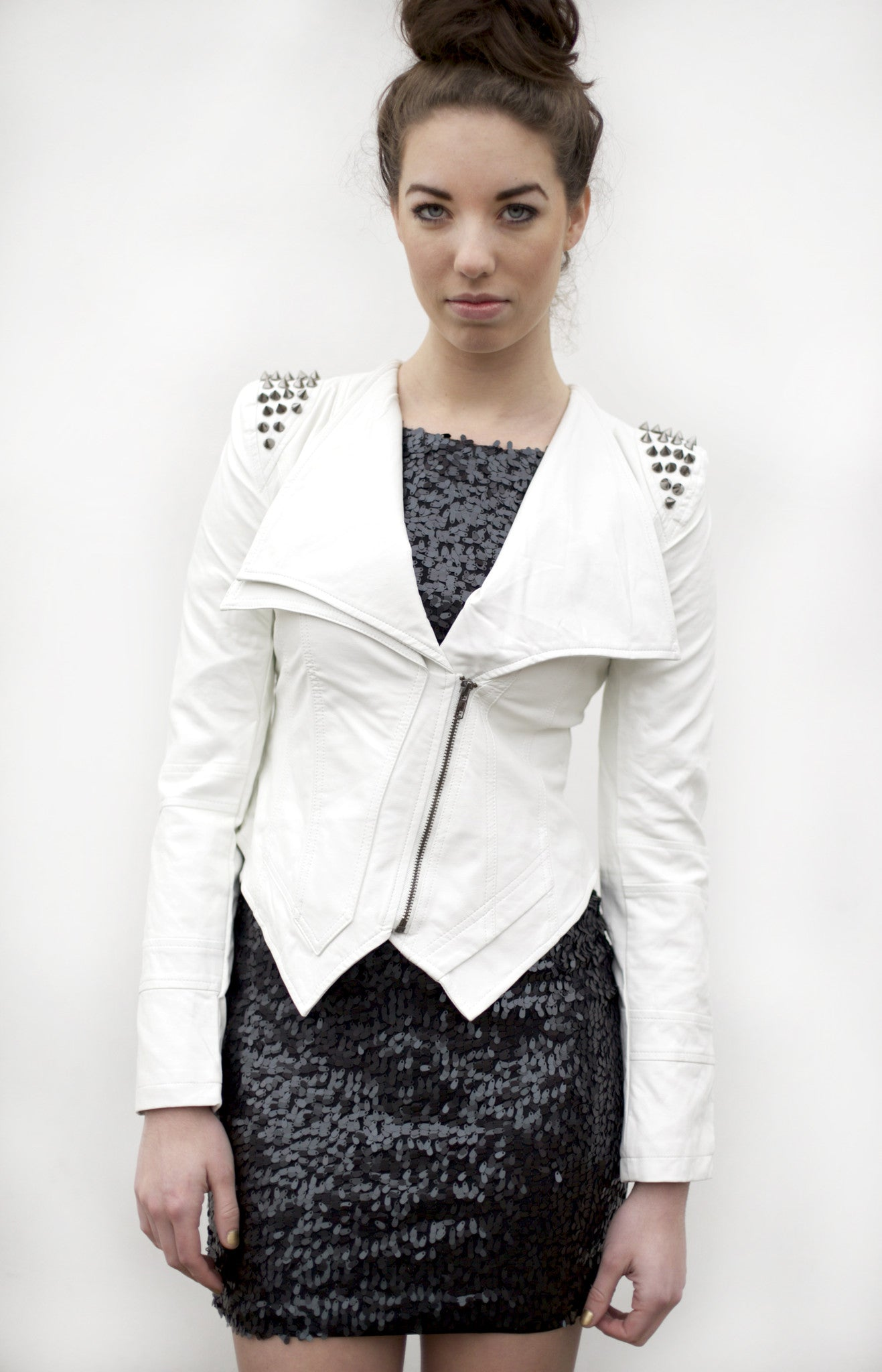 Moondust Studded Jacket