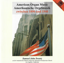 Laden Sie das Bild in den Galerie-Viewer, American Organ Music