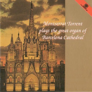 11121 Montserrat Torrent plays the Great Organ of Barcelona Cathedral