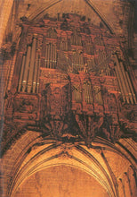 Load image into Gallery viewer, 11121 Montserrat Torrent plays the Great Organ of Barcelona Cathedral