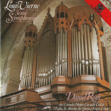 Laden Sie das Bild in den Galerie-Viewer, Louis Vierne 3ème Symphonie - Daniel Roth