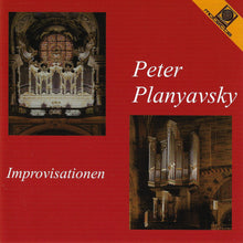 Laden Sie das Bild in den Galerie-Viewer, 10541 Peter Planyavsky - Improvisationen