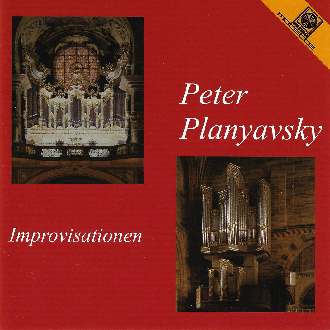 10541 Peter Planyavsky - Improvisationen