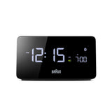 BRAUN CONNECTED CLOCK BLUETOOTH BLACK