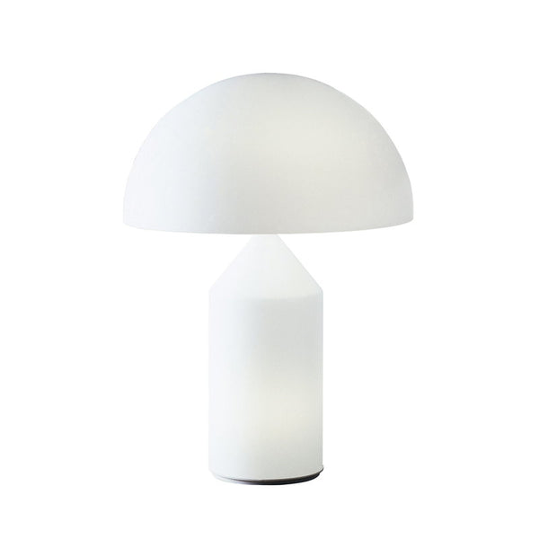 Atollo 236 Table Lamp White Opal Glass