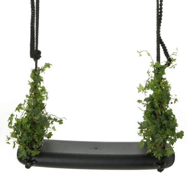 Swing With The Plants Black