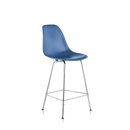 Eames Molded Plastic Counter Stool
