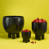 TERRACOTTA CERAMICA SALA COLLECTION POT 2 SMALL 300X300MM