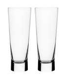 Aarne Beer Glass Set of Two