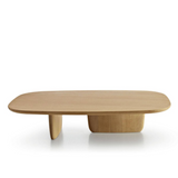 Tobi-Ishi Coffee Table - Brushed Light Oak