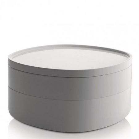 Birillo Bathroom Container With Lid