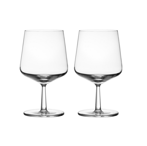 Essence Beer Glass Set of Two