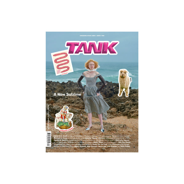 Tank - Volume 10 issue #6