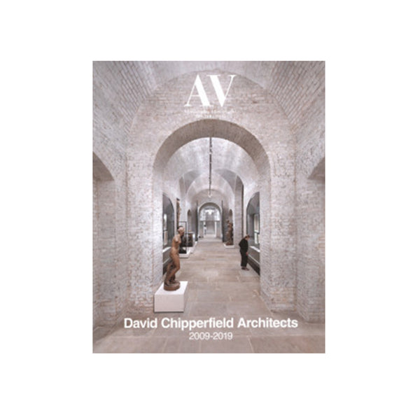 AV Monographs 209-210: David Chipperfield Architects 2009-2019