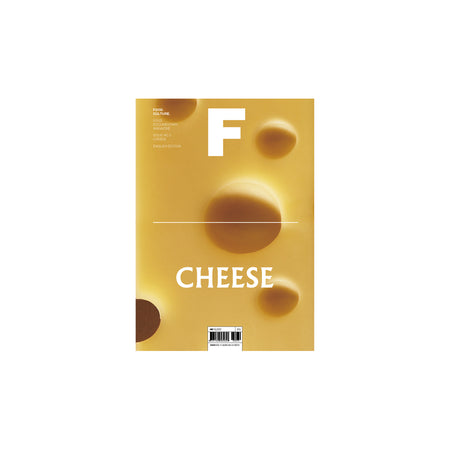 F Magazine - Issue No.2 CHEESE