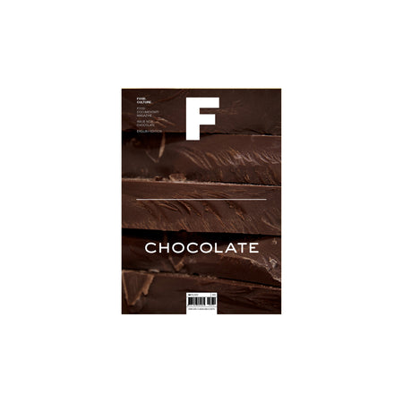 F Magazine - Issues No.6 CHOCOLATE
