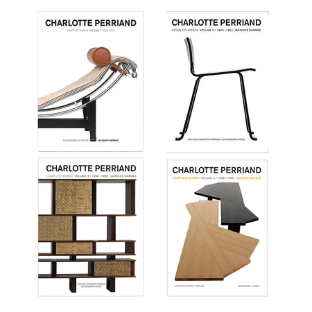Charlotte Perriand: Complete Works Volumes