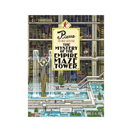 Pierre the Maze Detective: The Mystery of the Empire Maze Tower
