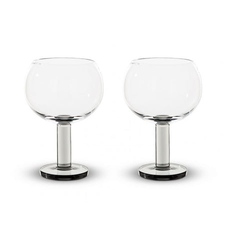 Puck Balloon Glass Set of Two