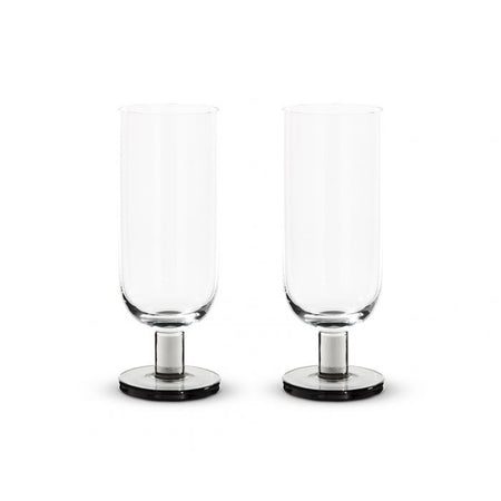Puck Highball Glass Set of Two