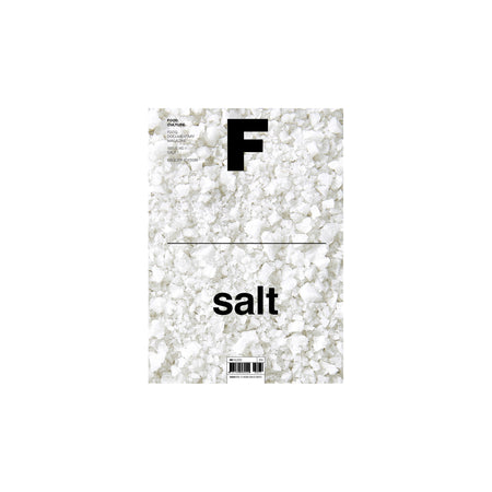 F Magazine - Issue No.1 SALT