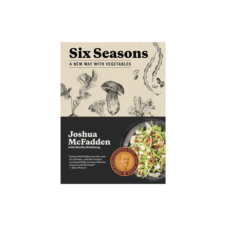 Six Season: A New Way with Vegetables