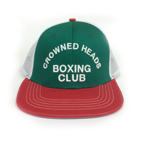 Crowned Heads Boxing Club Hats