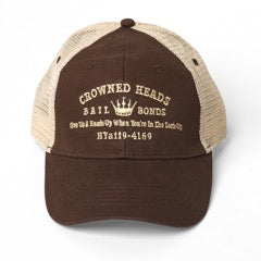 Crowned Heads Bail Bonds Trucker