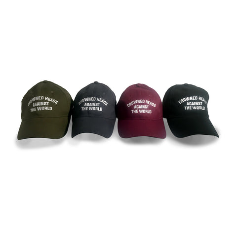 Crowned Heads - Against the World Hat