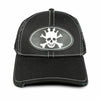 Crowned Heads Skull Trucker