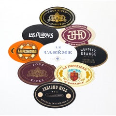 Crowned Heads Stickers 3-pack (Pick the Brand)