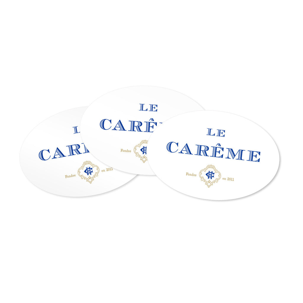 Le Careme Stickers