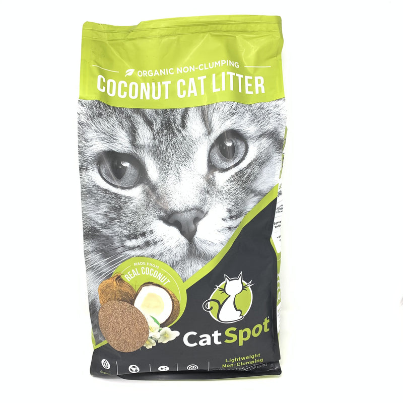 CatSpot Litter: Coconut Cat Litter