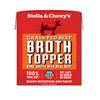Stella & Chewy's Broth Wet Topper For Dogs