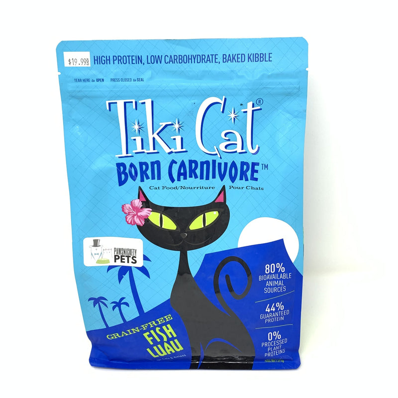 Tiki Cat Born Carnivore Grain-Free Cat Food
