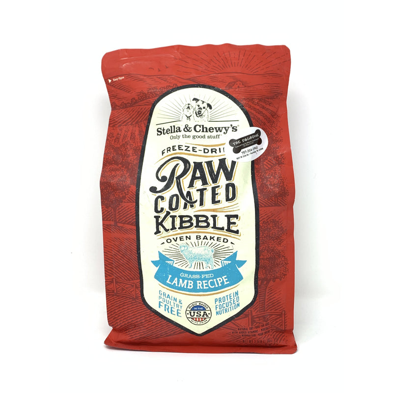 Stella & Chewy's Raw Coated Dog Kibble