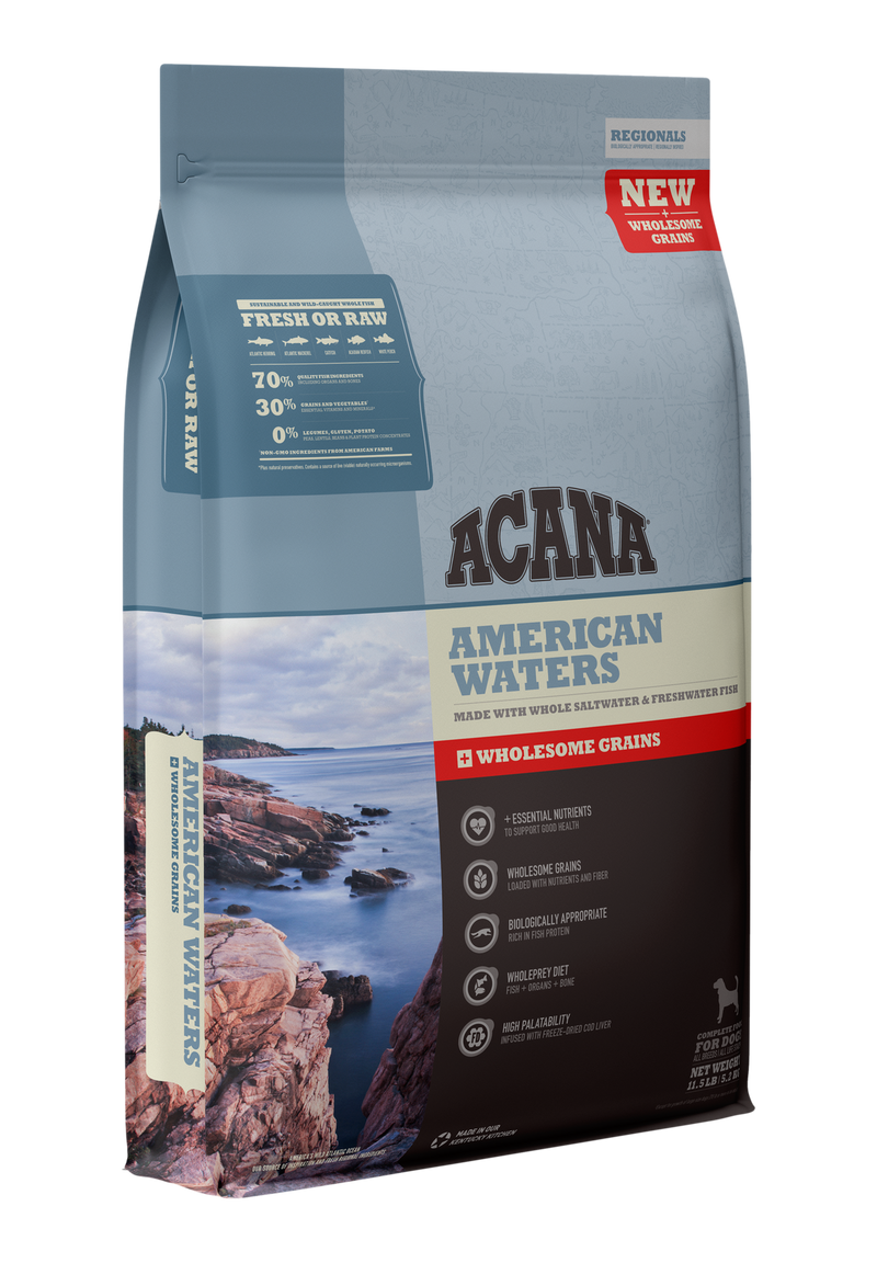 ACANA American Waters Wholesome Grains