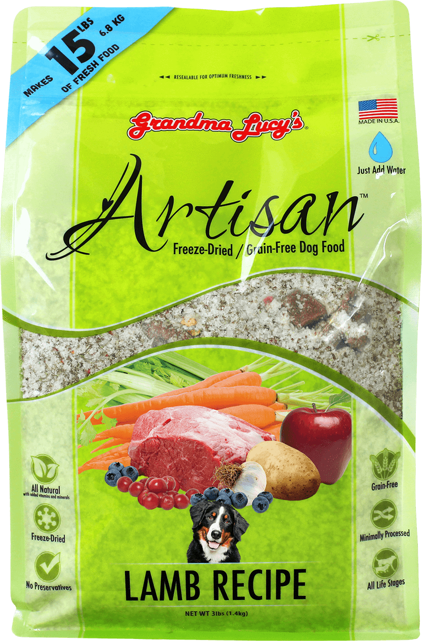 Grandma Lucy's Artisan Dog Food
