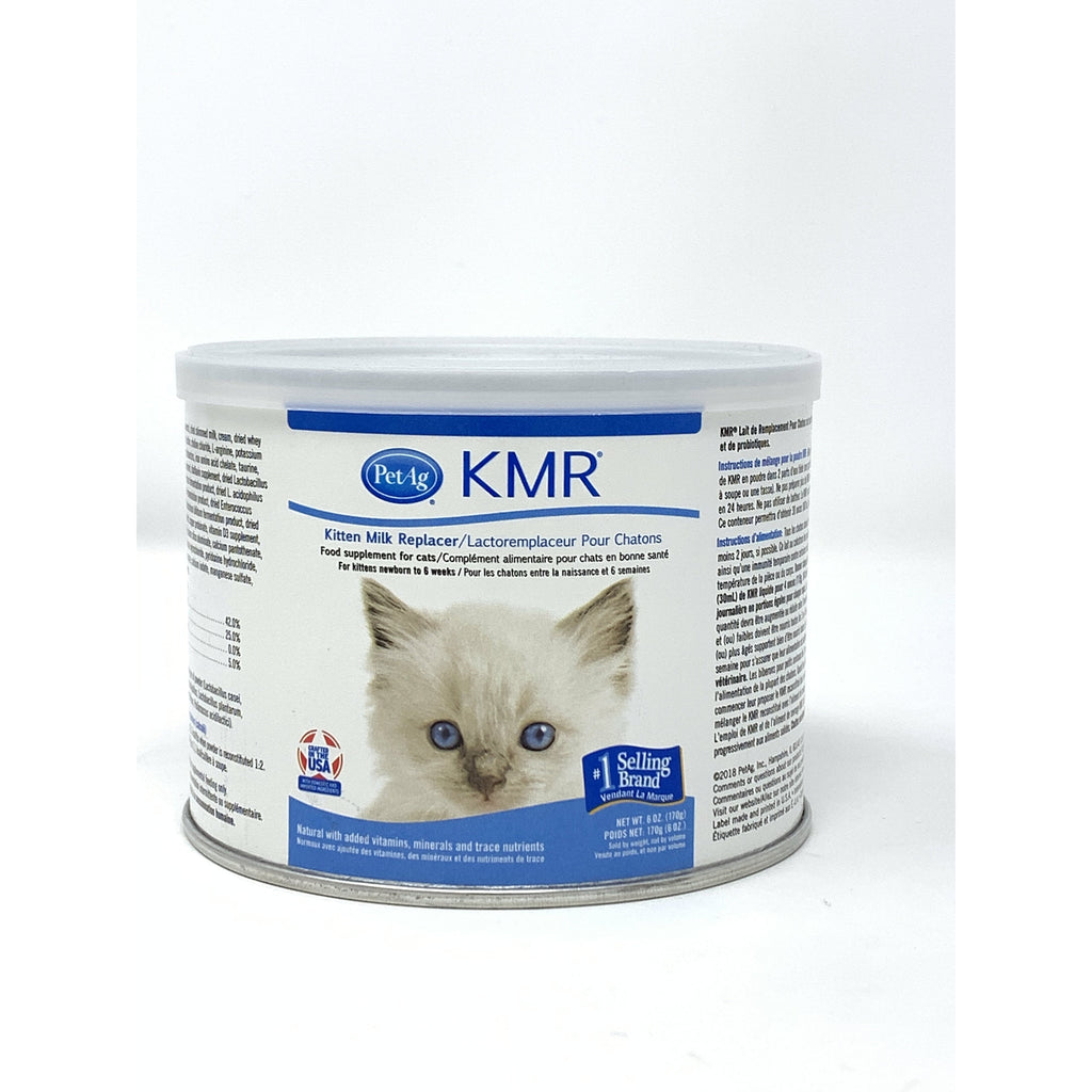 Pet Ag KMR Kitten Milk Replacer Powder