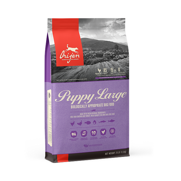 Orijen Puppy Large Dry Dog Food