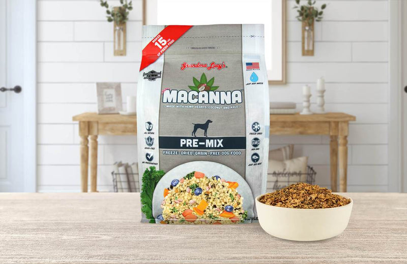 [Call to Order] Grandma Lucy's Macanna Dog Food