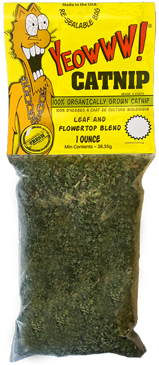 Yeowww! 1 oz Catnip Bag