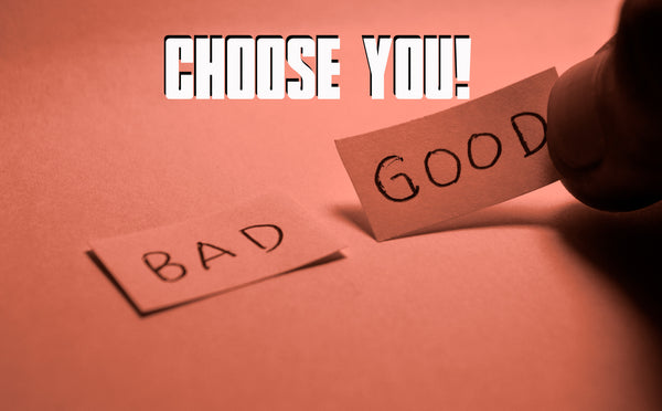 Choose You!