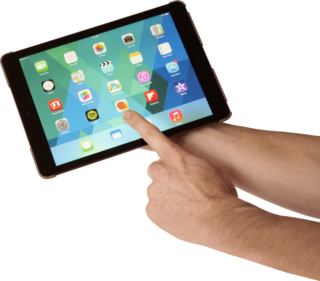 ipad case easy to hold