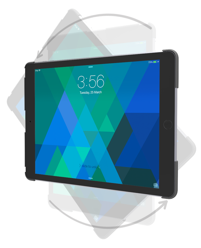 iPad Case Mount