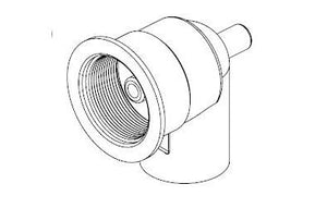 Waterway Vacuum Break Fittings (for SPC-2V Suctions) 642-4120VAC - hot-tub-supplies-canada.myshopify.com
